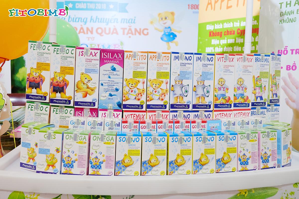Nhiều sản phẩm mới được giới thiệu tại Hội chợ