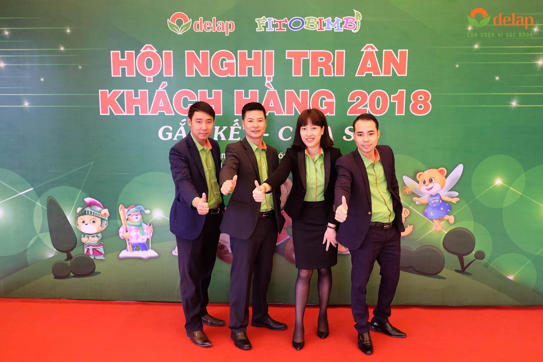 Hội nghị tri ân khách hàng 2018