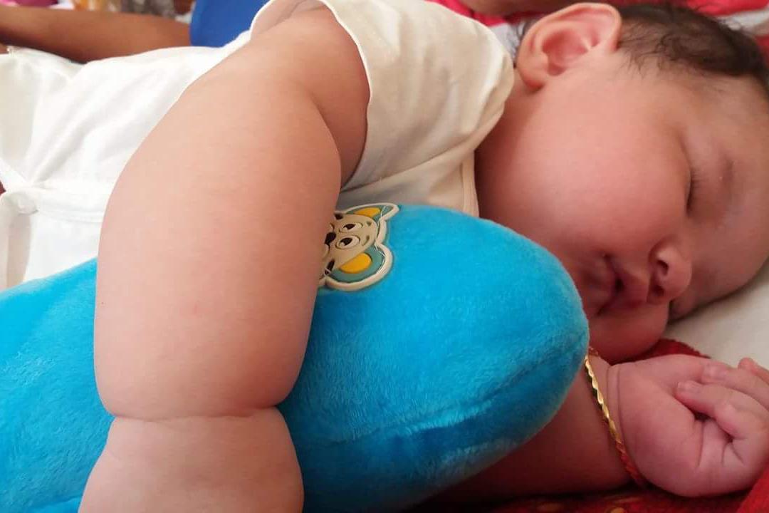 Chăm con hết quấy khóc, nôn trớ: Kinh nghiệm xương máu của mẹ Ninh Thuận 1
