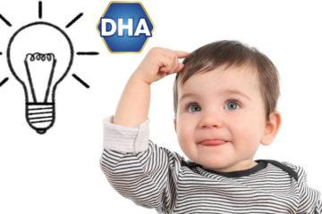 DHA đóng vai trò quan trọng giúp phát triển trí não và thị lực