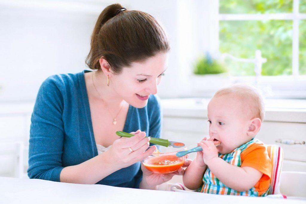 Trẻ bị thiếu kẽm dẫn tới biếng ăn
