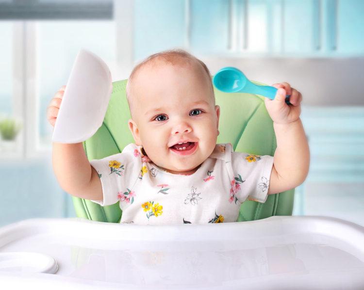 Hãy tạo hứng thú cho trẻ khi ăn!