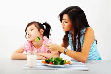 Trẻ bị thiếu kẽm thường biếng ăn