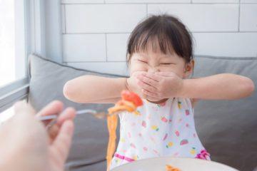 Trẻ biếng ăn do nhiều nguyên nhân khác nhau