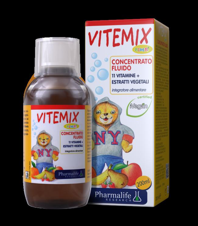 Vitemix giúp bổ sung vitamin cho trẻ
