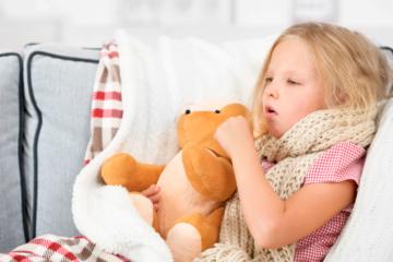 Trẻ dễ bị ốm, nhiễm virus vì thiếu vi chất, suy giảm miễn dịch