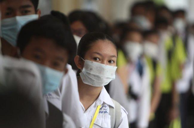 Virus Corona lây qua đường hô hấp