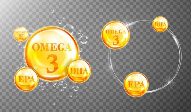 Omega-3 rất tốt cho thị lực của trẻ