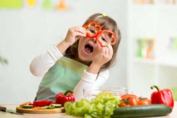 Vi chất dinh dưỡng giúp trẻ phát triển toàn diện