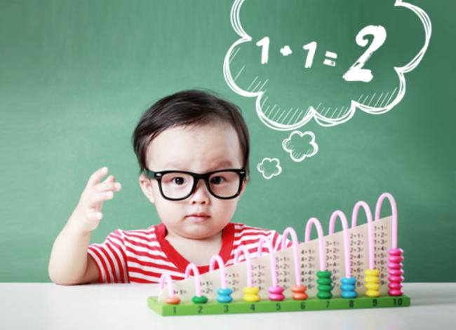 Não bộ và thị giác của trẻ phát triển nhanh trong 3 năm đầu đời