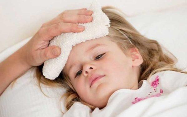 Hệ miễn dịch kém khiến trẻ dễ ốm vặt