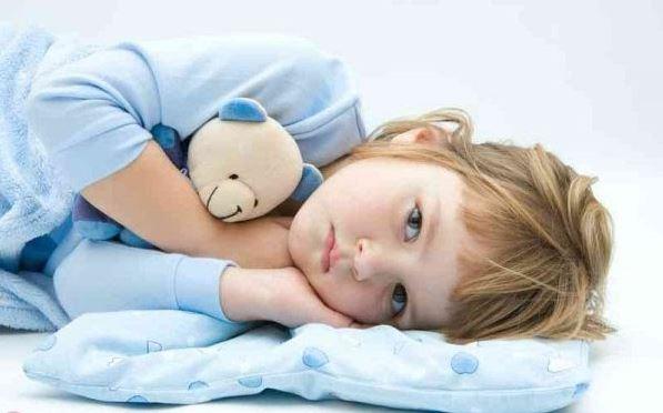 Bé khó ngủ cần bổ sung gì?