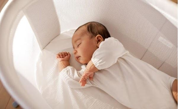 Không gian yên tĩnh rất quan trọng đối với giấc ngủ của bé