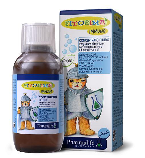 Siro thảo dược chuẩn hóa Châu âu tăng cường miễn dịch toàn thân cho trẻ.