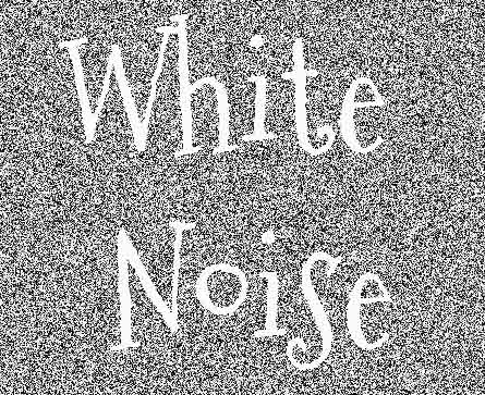 Tiếng ồn trắng là gì?
