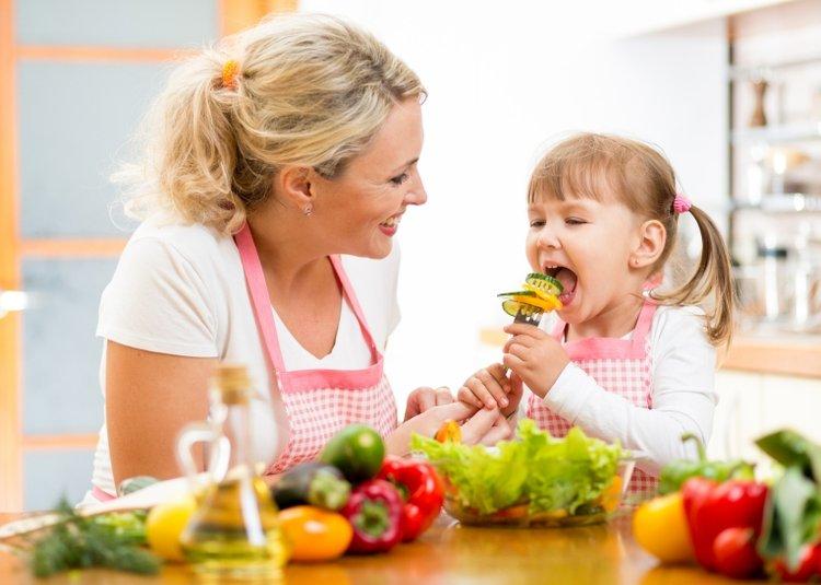 Chế độ ăn uống khoa học giúp trẻ tăng cường sức đề kháng