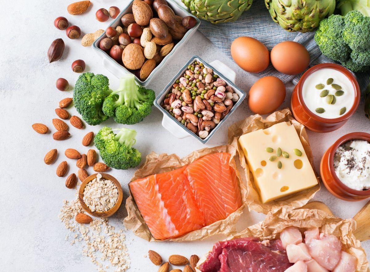 Chế độ ăn đủ chất dinh dưỡng